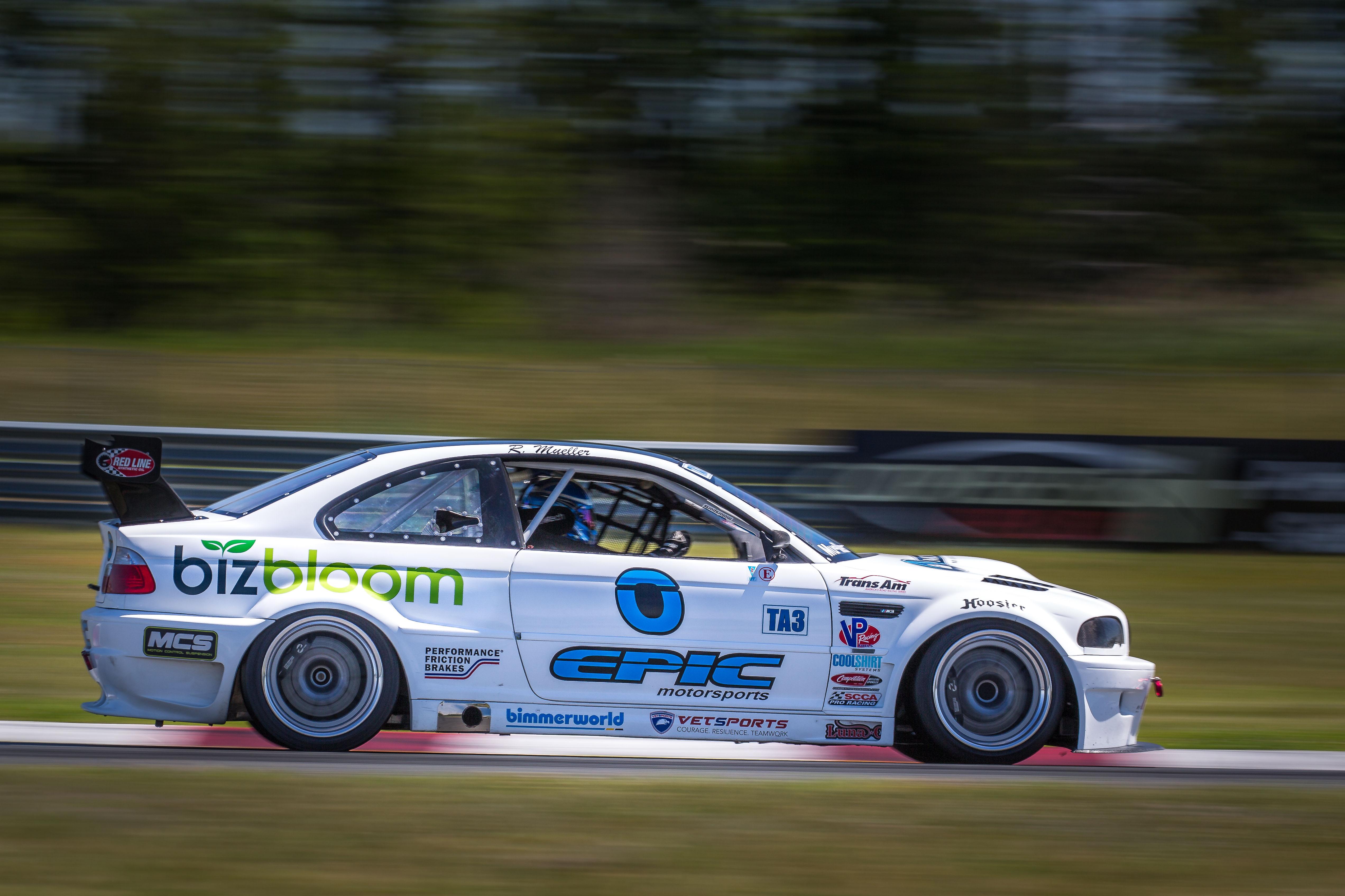 Randy Mueller, Epic Motorsports bizbloom BMW E46 M3