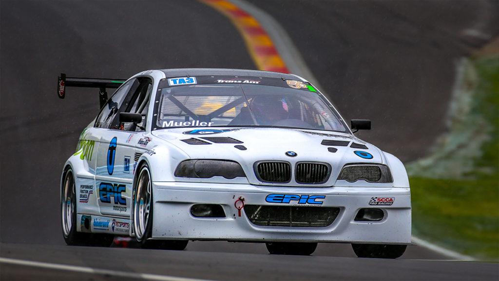 For Sale – 2016 Trans Am TA3 Championship Winning Race Car | BMW ...